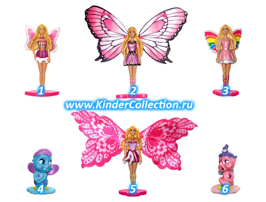 Барби - Barbie Fairytopia